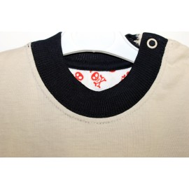"""3D lavinamieji marškinėliai """"PIRATUKAI"""" dydžiai 86-98"""