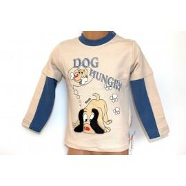 """Džemperis  """"HUNGRY DOG""""  Dydžiai 86, 98"""