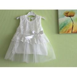 """Krikštynų suknelė """"LĖJA"""" dydis 74"""