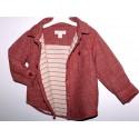 Vintažinio stiliaus marškiniai. Dydis 80