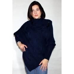 """Asimteriškas megztinis """"TWIST"""". Dydis universalus"""