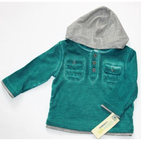 """Marškinėliai  """"GREEN STYLE"""" Dydžiai 74-92"""