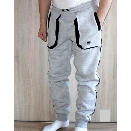 """Šiltos sportinės kelnės """"OVER"""". Dydžiai XL-XXL"""