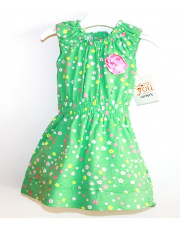 "Suknelės ""GREEN BLISS"" dydis 56-62"