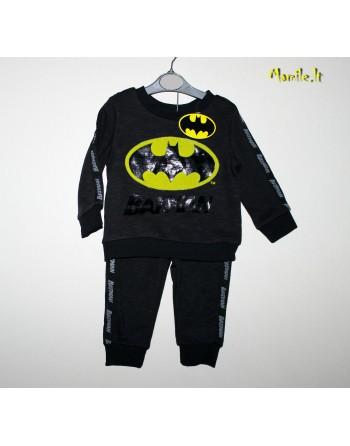 """Šilti sportiniai kostiumai """"BATMAN"""". Dydžiai 86-92"""