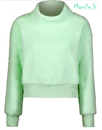 """Mėtiniai pūkuoti megztiniai """"MINT"""". Dydžiai XXL"""