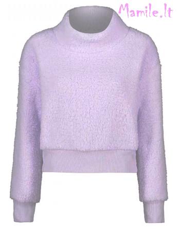 """Alyviniai pūkuoti megztiniai """"LILAC"""". Dydžiai L-XL"""