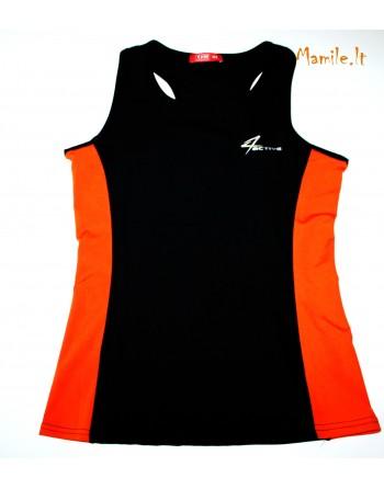 """Sportiniai marškinėliai be rankovių """"ORANGEADE"""" Dydžiai 164"""