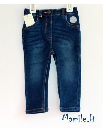 """Tamprūs  džinsai """"MIMI"""". Dydžiai 74-80"""