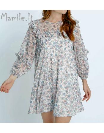 """Lengvai krentančios suknelės """"CARILE"""". Dydžiai L-XL"""