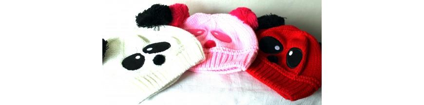 Kepurės vaikams