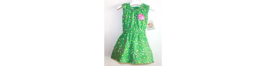 Nauji, kokybiški rūbeliai ir kitos prekės mergaitėms nuo gimimo iki 12 mėn.