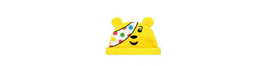 Kokybiškos kepurės mergaitėms nuo gimimo iki metukų