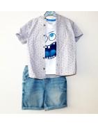 Stilingi komplektukai ir kostiumėliai 1-6 metų berniukams